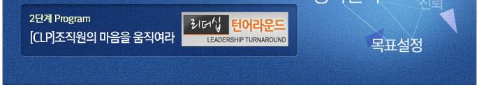 2 단계 Program [CLP]조직원의 마음을 움직여라 / 리더십 컨어라운드